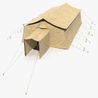 Army Temper Tent