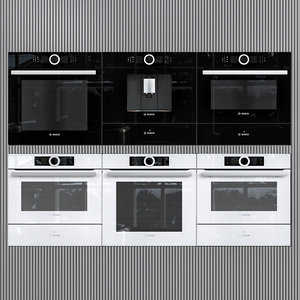 3D cooktop appliance microwave