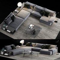 Poliform Bristol Sofa 3