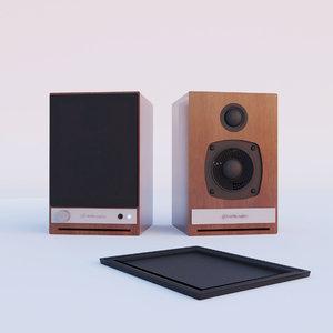 3D audioengine hd3 speaker