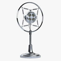 Retro Shure 5B Microphone