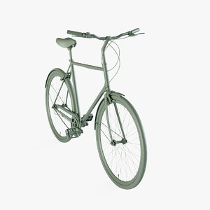 3D model bicycle cycle