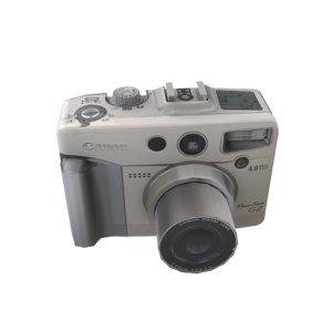 3D cam camera model