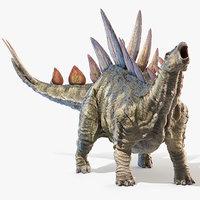 Stegosaurus Animated