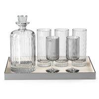 Glass set by Richard Brendon