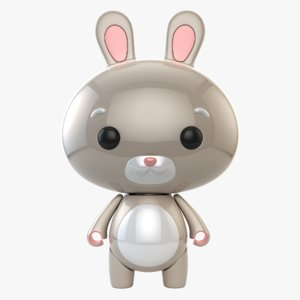 rabbit toy model