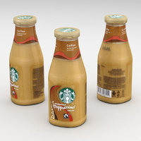 Beverage Bottle Starbucks Frappuccino 250ml 2020