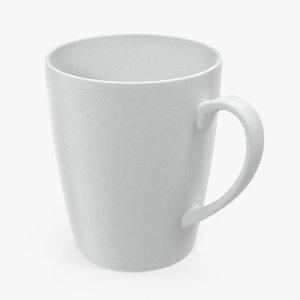 3D classic style white ceramic