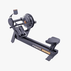 3D row weight trainer