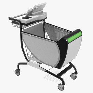 smart shopping cart model