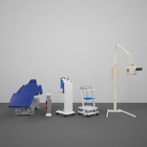 3D dental equipment