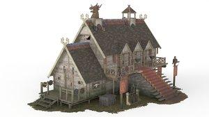 viking house 05 model