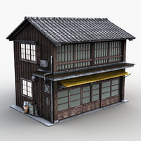 Japanese Style House 0011