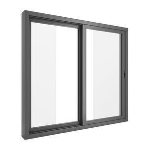 3D sliding window model