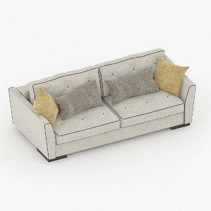 3D sofa cushions
