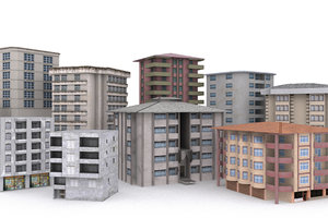 3ds max pro building