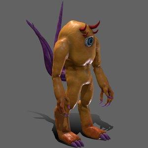 monster creatures model