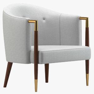 3D chair 148