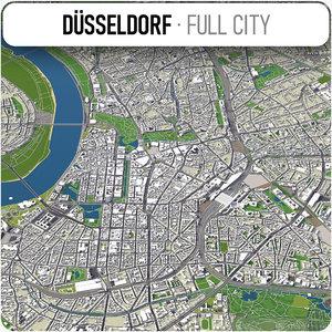 city - model