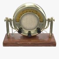 Radio Stewart Warner Model R-192 1936