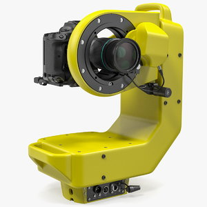3D robotic camera digital cam