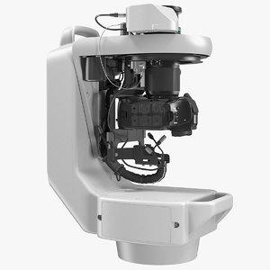 remote control robotic camera 3D model
