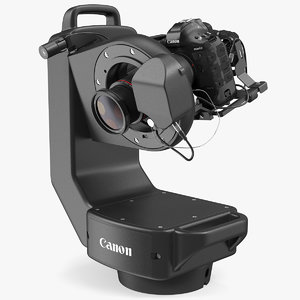 canon robotic camera cr model