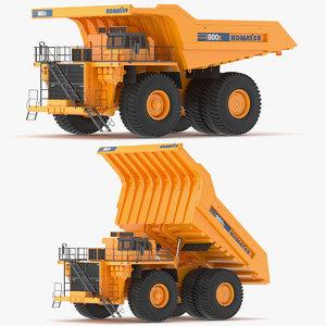 giant dumptruck 3D