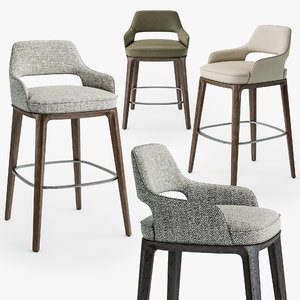 3D sophie lite stool