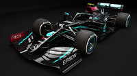 F1 Mercedes W11 EQ Performance 2020 Update