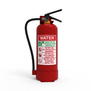 extinguisher model