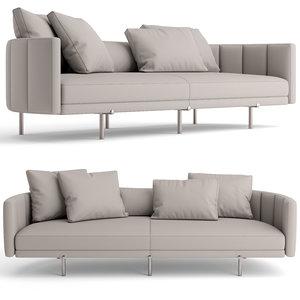 v-ray torii seats model