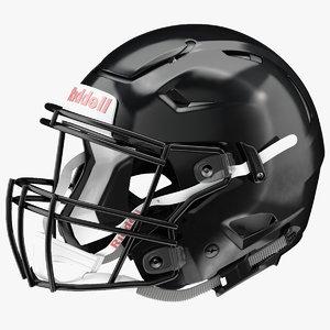 football helmet riddell model