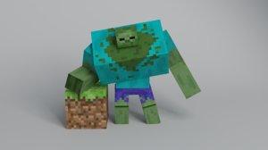 hulkminecraft 3D