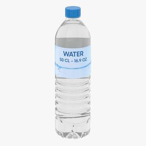 3D water bottle cl