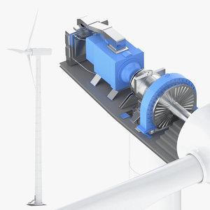 generator wind 3D