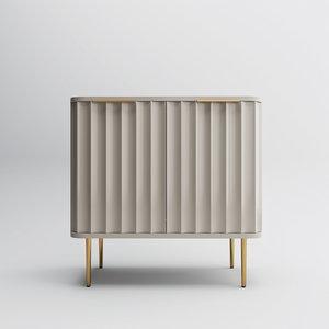 bar cabinet 3D model