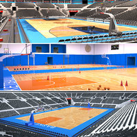 Basketball Arenas And Basketball Gym