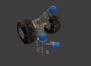 hell cannon model