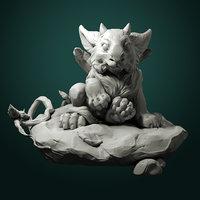 Baby dragon O'elle