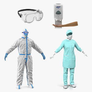 3D doctors protection 2