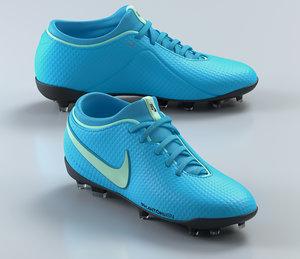 3D football boots