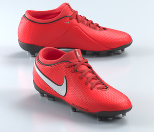 football boots 3D