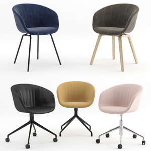chairs aac soft model