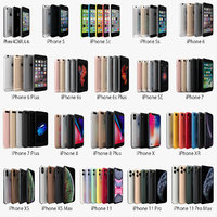 Apple iPhone Collection 2011 to 2019 v1