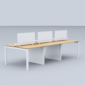 workstation desk model