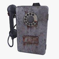 Pripyat Payphone