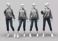 Woman Mannequin 13