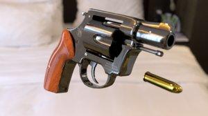 3D uv 38 special snub model