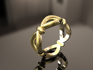 marquise ring model